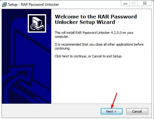 rar password remover Pic 7