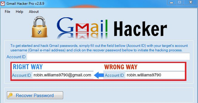 gmail password cracker pic 1