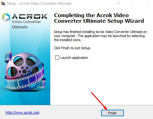 acrok video converter ultimate serial key Pic 6