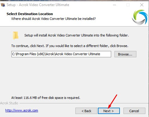 acrok video converter ultimate serial pic 3