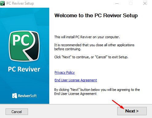 pc reviver license key Pic 1