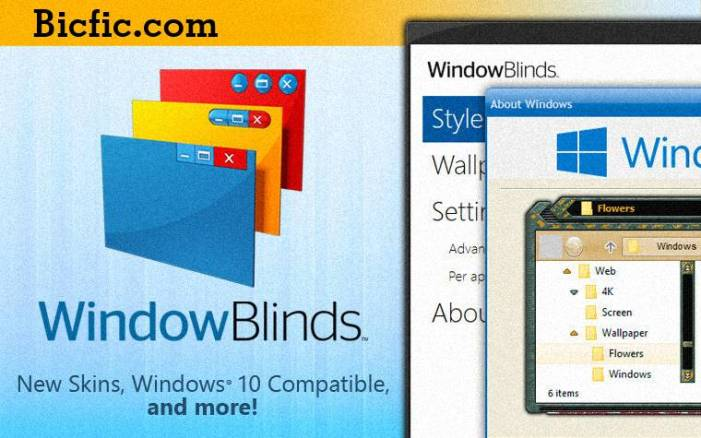 WindowBlinds Product Key incl Full Version