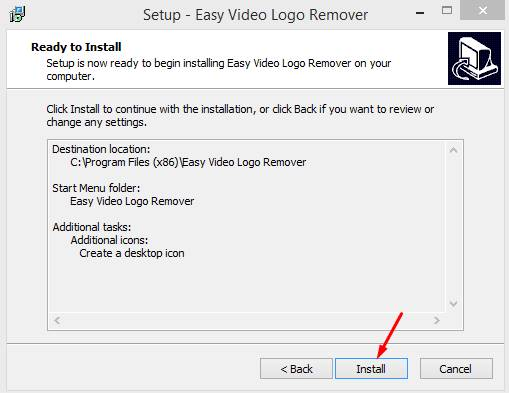 easy video logo remover Serial Key Pic 4