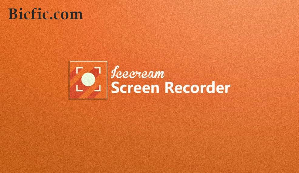 IceCream Screen Recorder Pro 4.71 Crack is Here ! | LifeTime Version