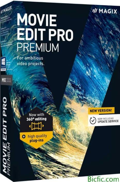 magix movie edit pro free download full version with Crack