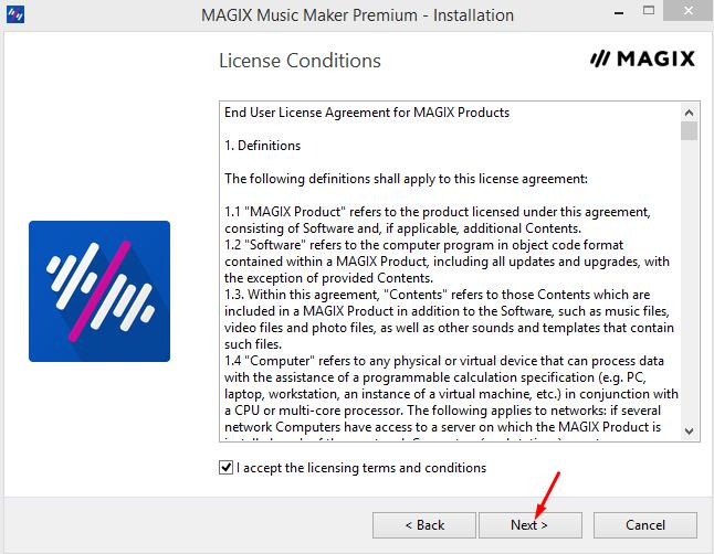 magix music maker serial number Pic 2