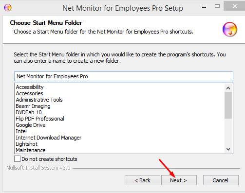 net monitor for employees professional key Pic 4