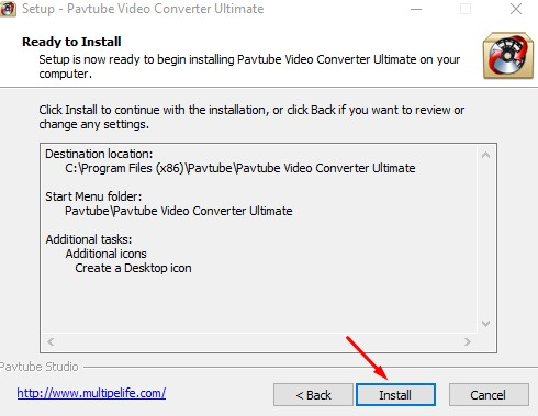 pavtube video converter crack Pic 6
