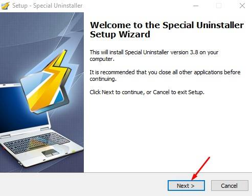 special uninstaller serial Pic 1