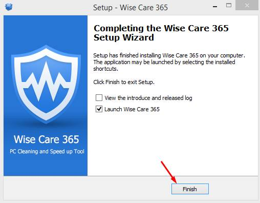 wise care 365 pro license key Pic 4
