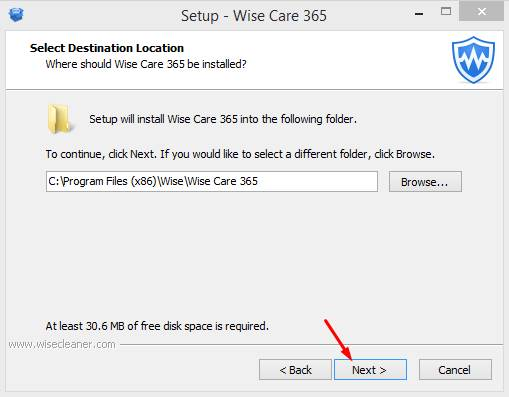 wise care 365 pro serial Pic 2