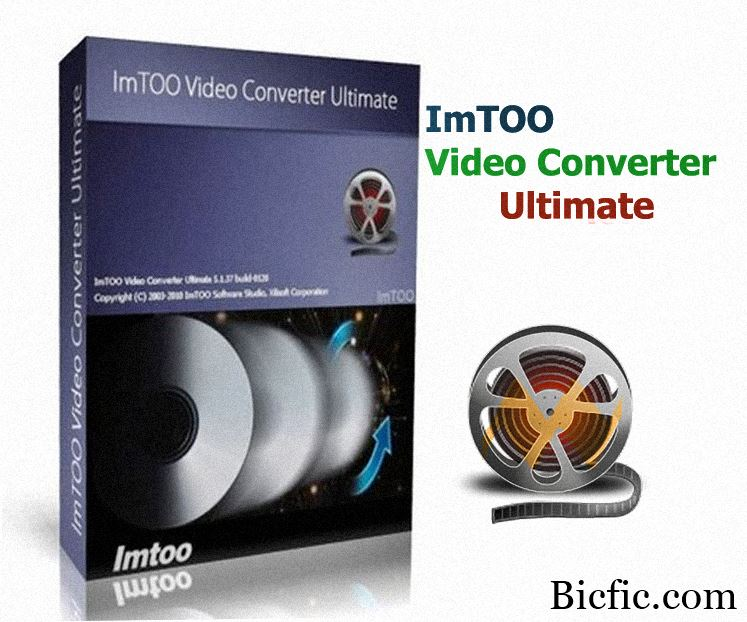 ImTOO Video Converter Ultimate 7.8.19 Crack is Here! | Lifetime Version