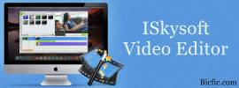 iskysoft video editor crack