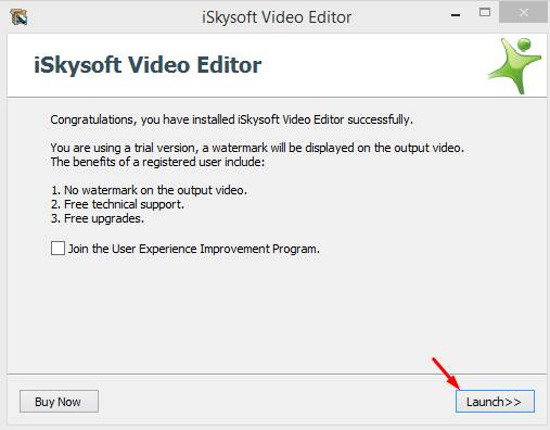iskysoft video editor keygen Pic 3
