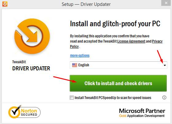 tweakbit driver updater license key Pic 1