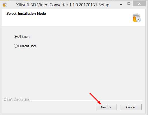 xilisoft 3d video converter serial pic 1