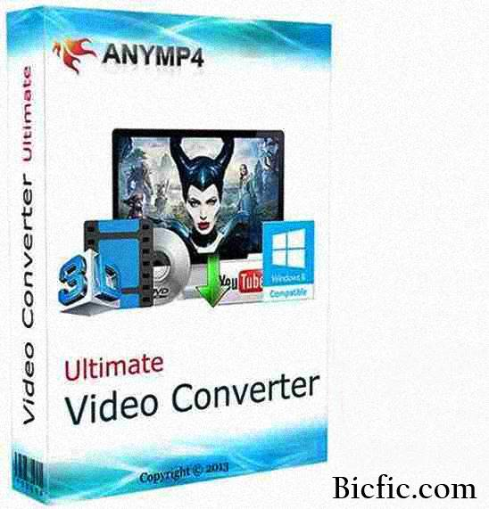 AnyMP4 Video Converter Ultimate 7.1.6 Crack is Here ! | LifeTime