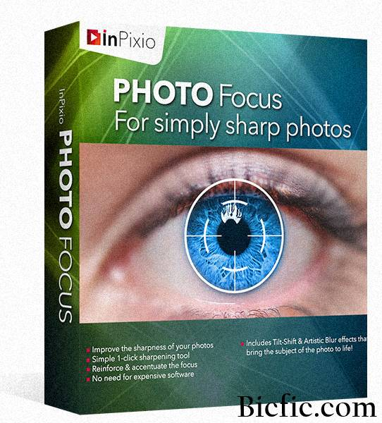 inpixio photo focus crack