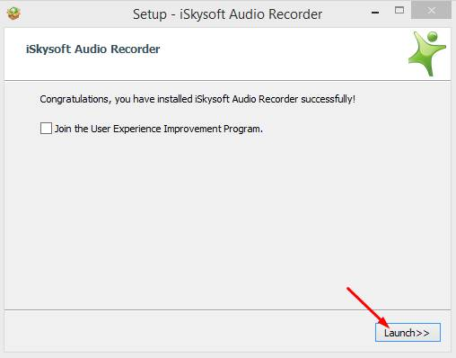 iskysoft audio recorder serial number pic 3