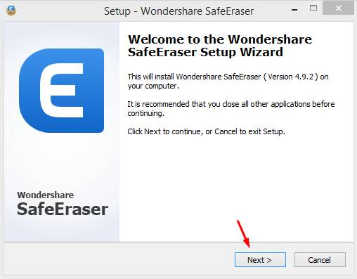 wondershare safeeraser key pic 1
