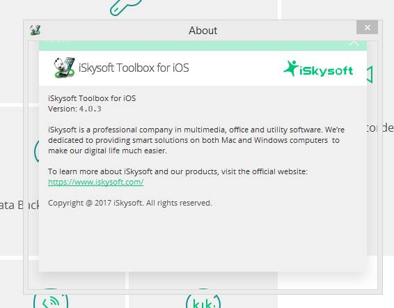 iskysoft iphone data recovery serial pic 2