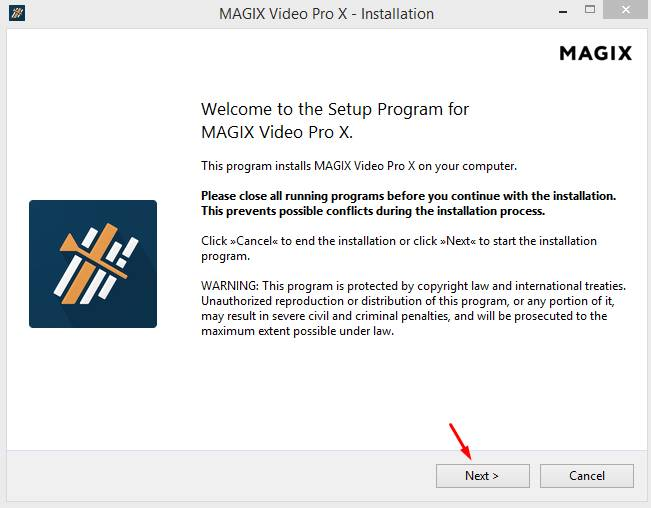 magix video pro x8 serial number pic 1
