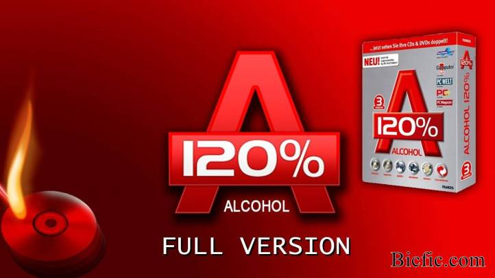 alcohol 120 crack