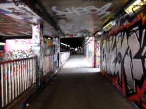 bansky tunnel