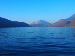 Reserve bout du lac Annecy