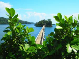 Pont de Samana République Dominicaine