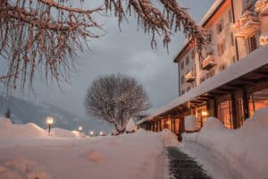 Bella Tola val d'anniviers Saint-Luc