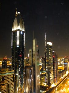 level 43 lounge dubaï