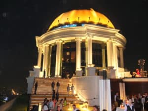 Dome Lebua Tower Bangkok