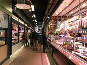 Les halles Lyon