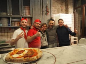 pizzeria napoli florence