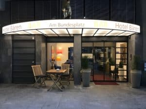 baren hotel berne