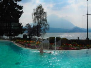 Beatus wellness & spa interlaken pool
