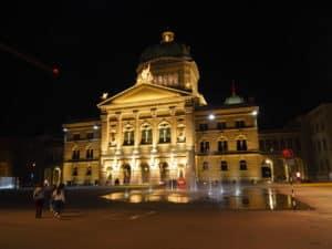 parlement suisse berne