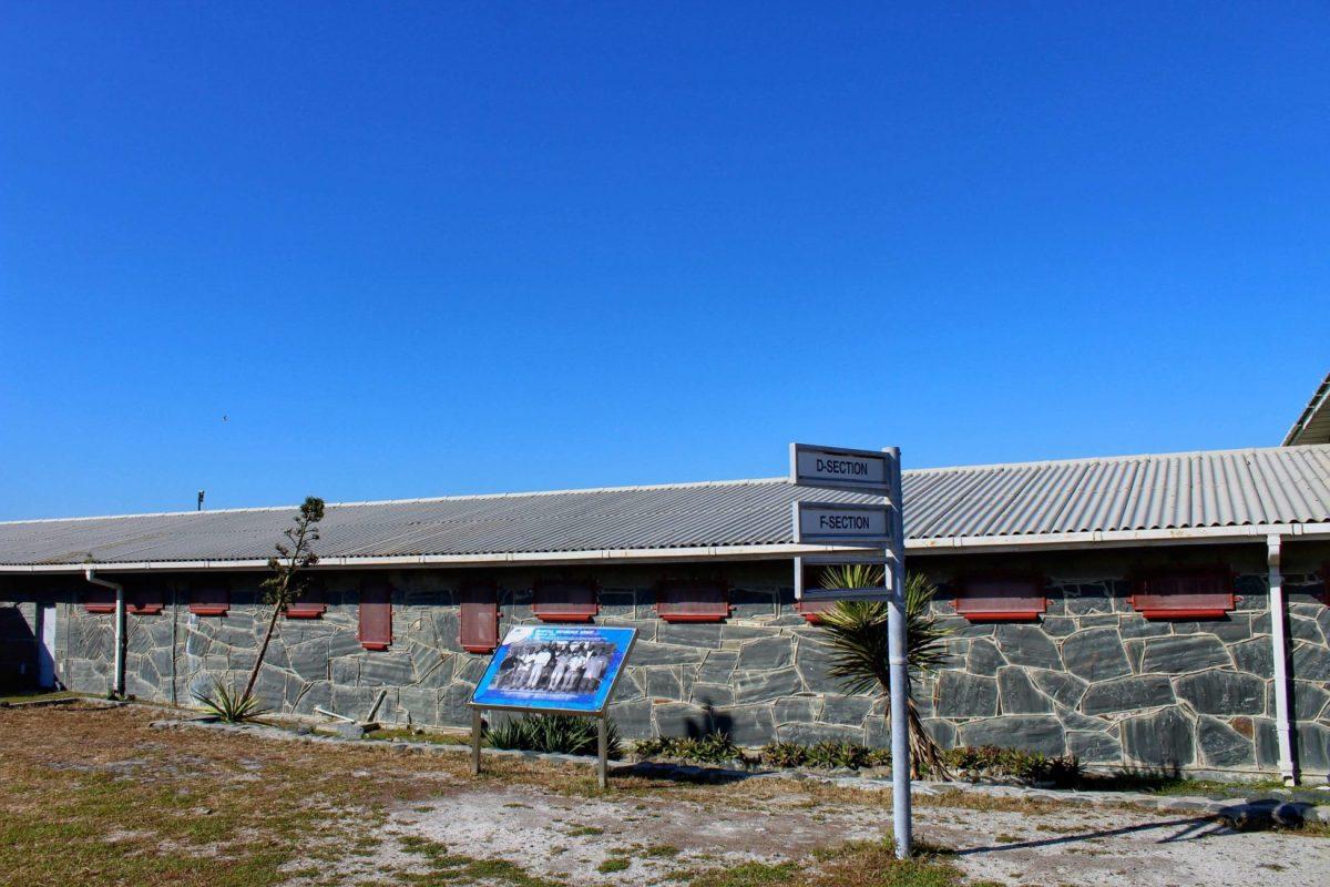 Paseo por Robben Island - Bichito viajero