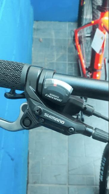 SCOTT Scale 770 2017 Shimano Deore