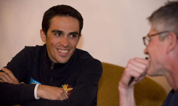 "Alberto Kontador prijavljen da vozi trku ""Tour of Murcia"""