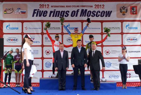 Srebrni Ivan – Five rings of Moscow – E5