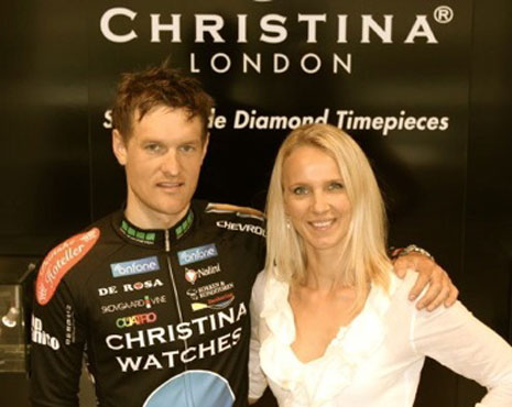 Interview Thomas Frei – Christina Watches