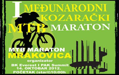 Prvi kozarački MTB maraton