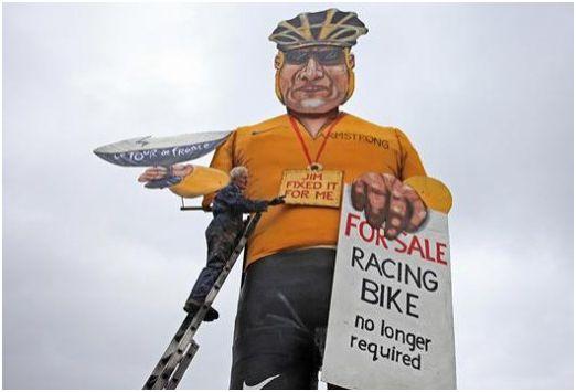Lance Armstrong – dvostruki standardi