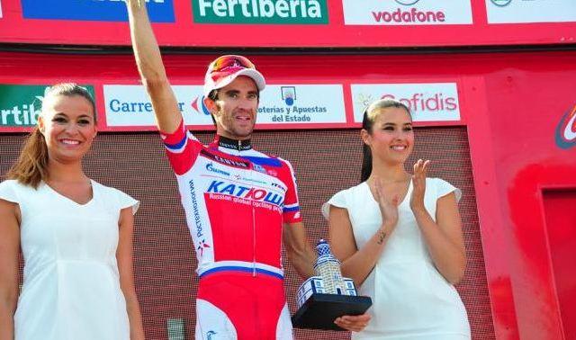 Vuelta'13 E9 – Valdepeñas de Jaén
