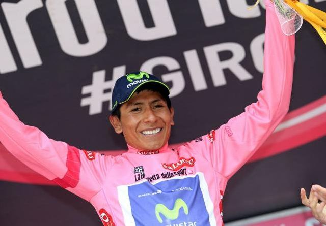 Giro'17 retrospektiva 6-9 Etape