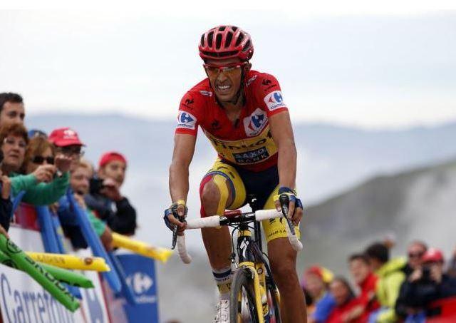 Vuelta'14 E16 Lago de Somiedo