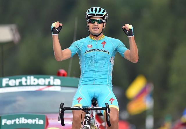 Vuelta'15 E11 Els Cortals de Encamp 138 km