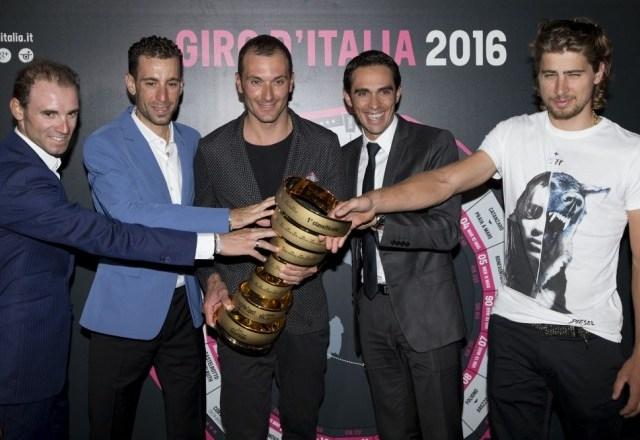 Favoriti za Giro 2016